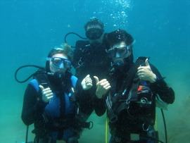 Learn to dive with one of our PADI instructors